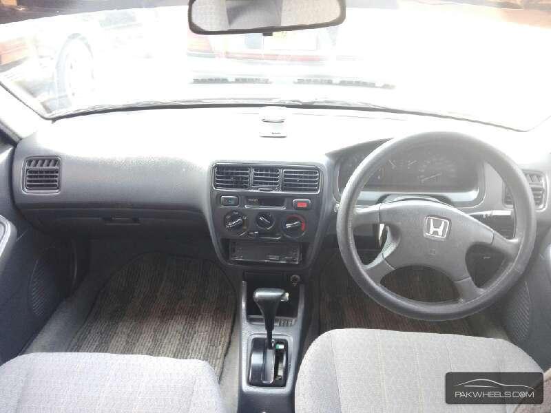 Honda City EXi S Automatic 2003 Image-8