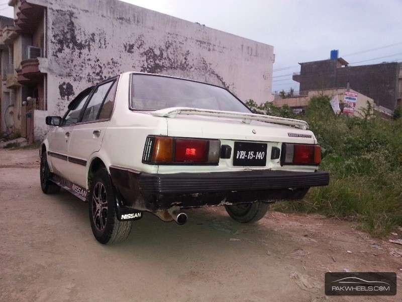 Nissan Sunny GL 1984 Image-3