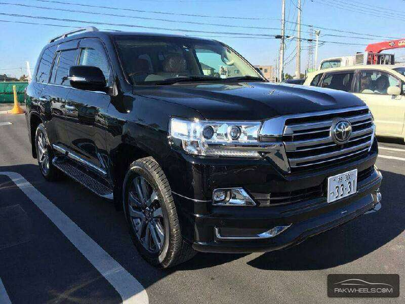 toyota land cruiser zx 2015 for sale in lahore pakwheels. Black Bedroom Furniture Sets. Home Design Ideas
