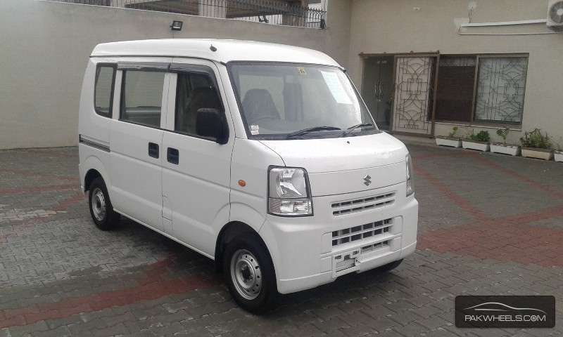 Suzuki Every PC 2011 Image-2