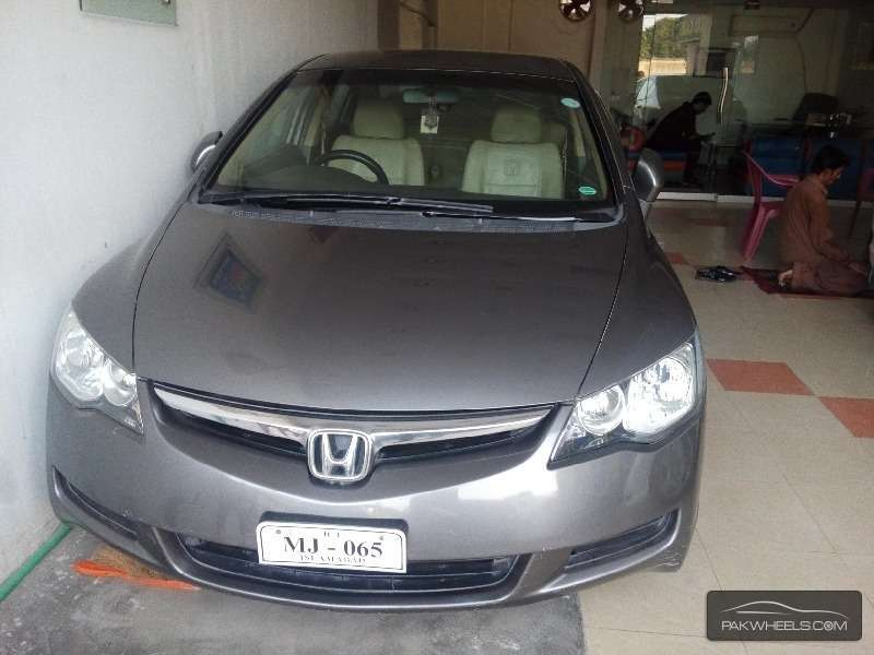 honda civic vti 1 8 i vtec 2008 for sale in multan pakwheels. Black Bedroom Furniture Sets. Home Design Ideas