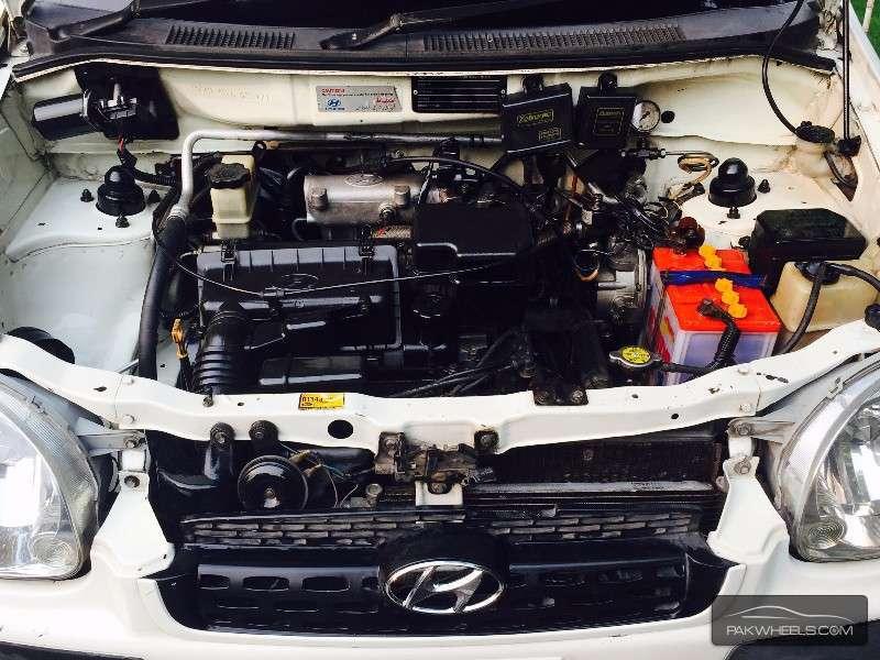 Hyundai Santro Club 2003 Image-9