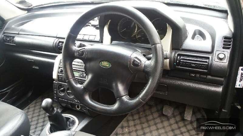 Land Rover Freelander 2006 Image-6