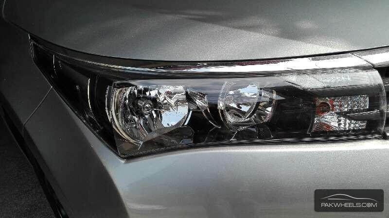 Toyota Corolla GLi Automatic 1.3 VVTi 2016 Image-5