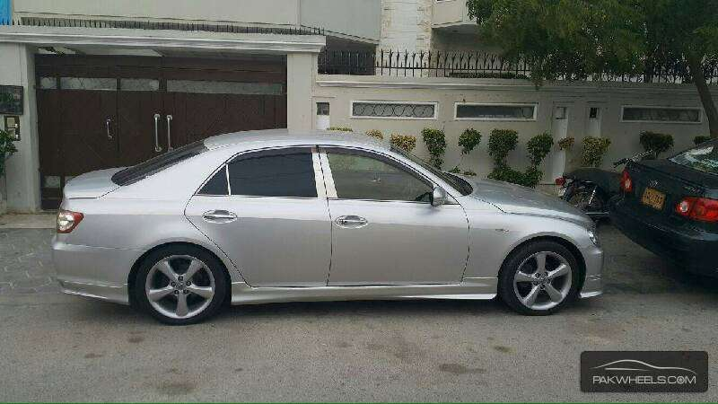 Toyota Mark X Body Kit at Reasonable price Image-1