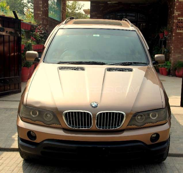 Bmw Z5 For Sale: Used BMW X5 Series 3.0i 2001 Car For Sale In Lahore