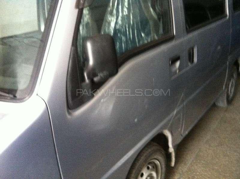 Subaru Sambar Dias 2008 Image-7