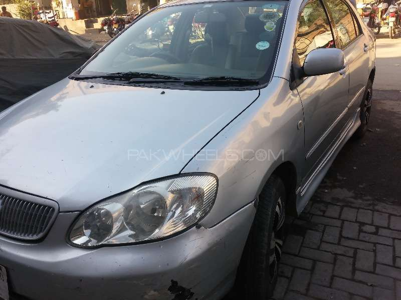 toyota corolla xli vvti 2006 for sale in lahore pakwheels. Black Bedroom Furniture Sets. Home Design Ideas