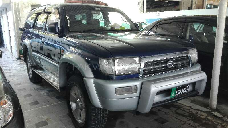 Toyota Surf 1997 Image-2