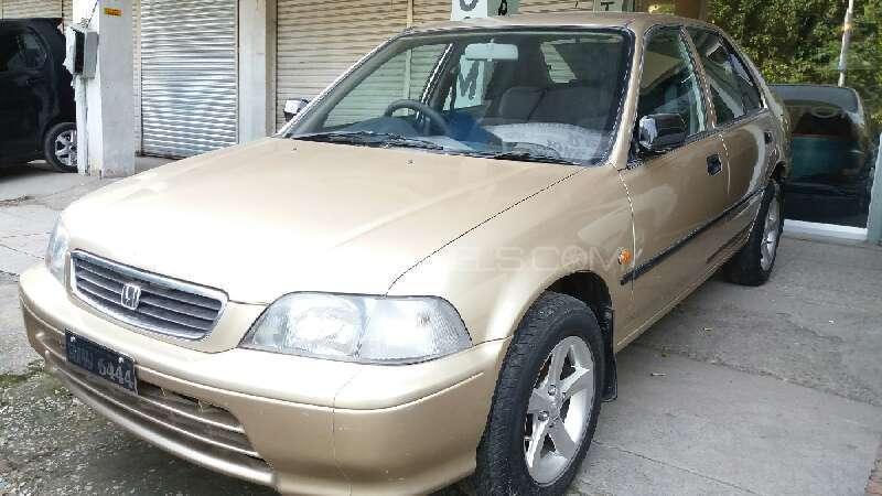 Honda Civic EX 1998 Image-2