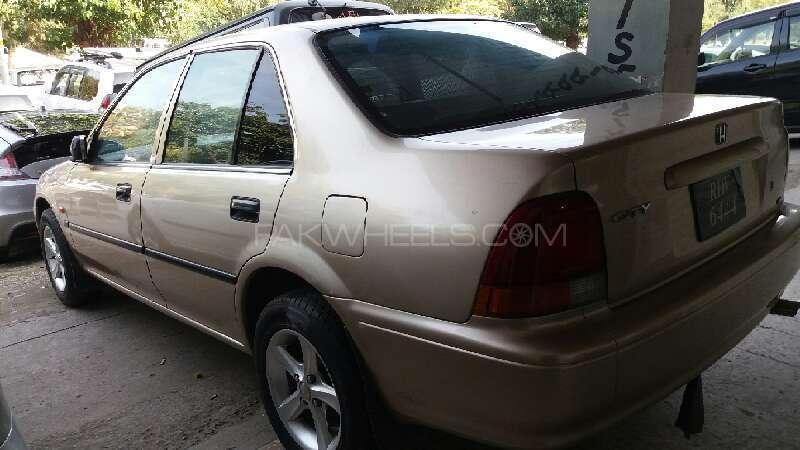 Honda Civic EX 1998 Image-3