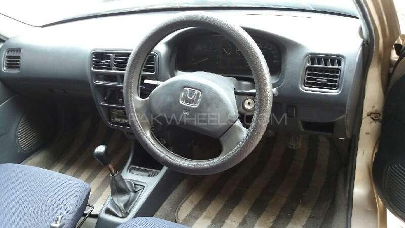 Honda Civic EX 1998 Image-5