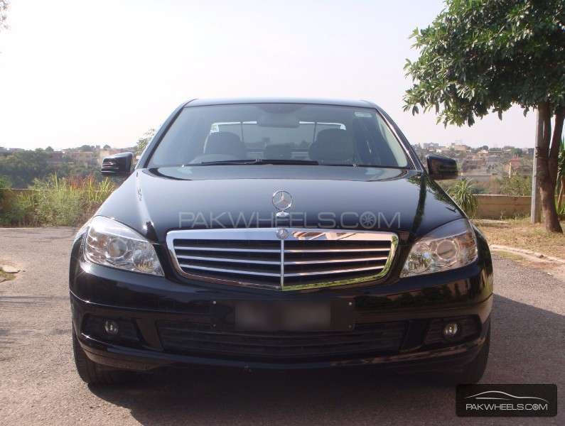 Mercedes benz c class c200 2010 for sale in islamabad for Mercedes benz c class 2010 for sale