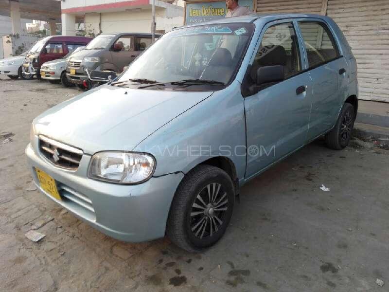 Suzuki Alto VX (CNG) 2009 Image-2