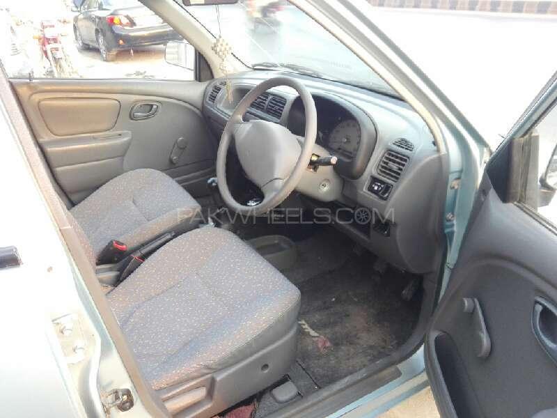Suzuki Alto VX (CNG) 2009 Image-4