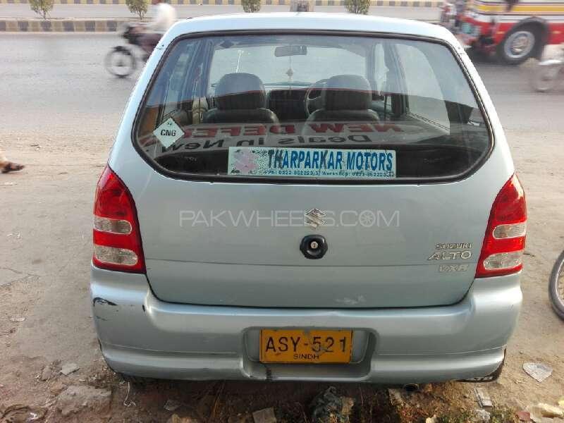 Suzuki Alto VX (CNG) 2009 Image-7