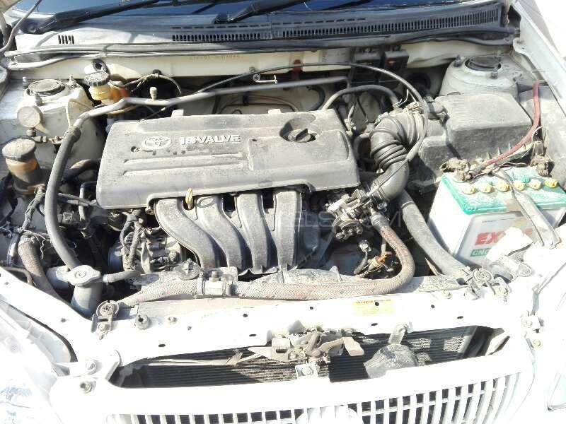 Toyota Corolla SE Saloon Automatic 2004 Image-7