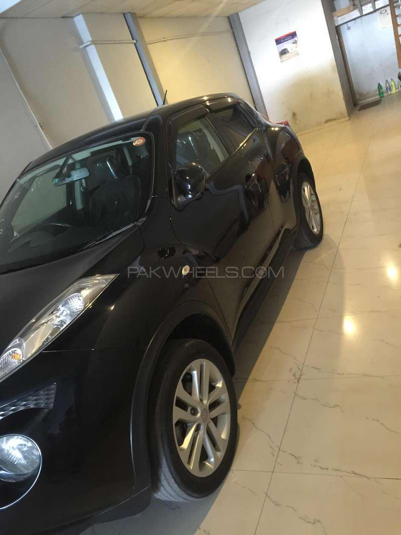 Nissan Juke 15RX Premium Personalize Package 2010 Image-5