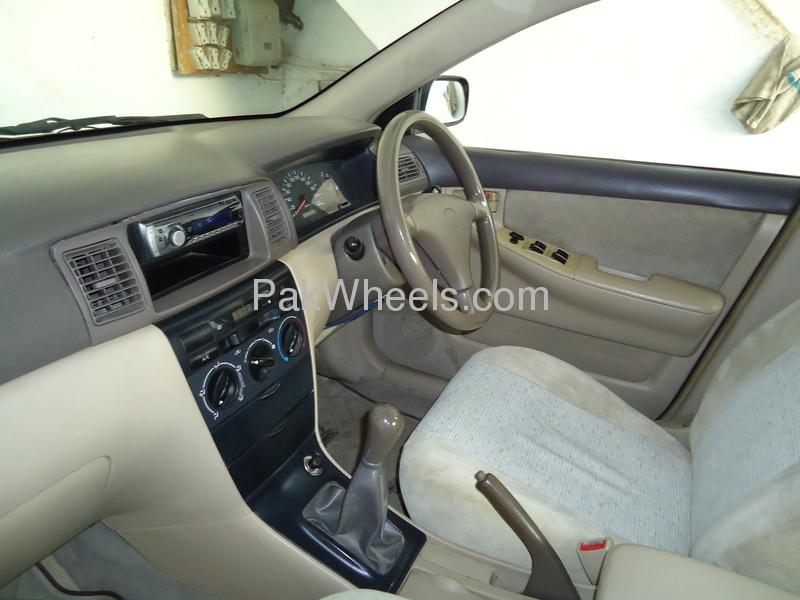 Toyota Corolla GLi 1.3 VVTi 2005 Image-5