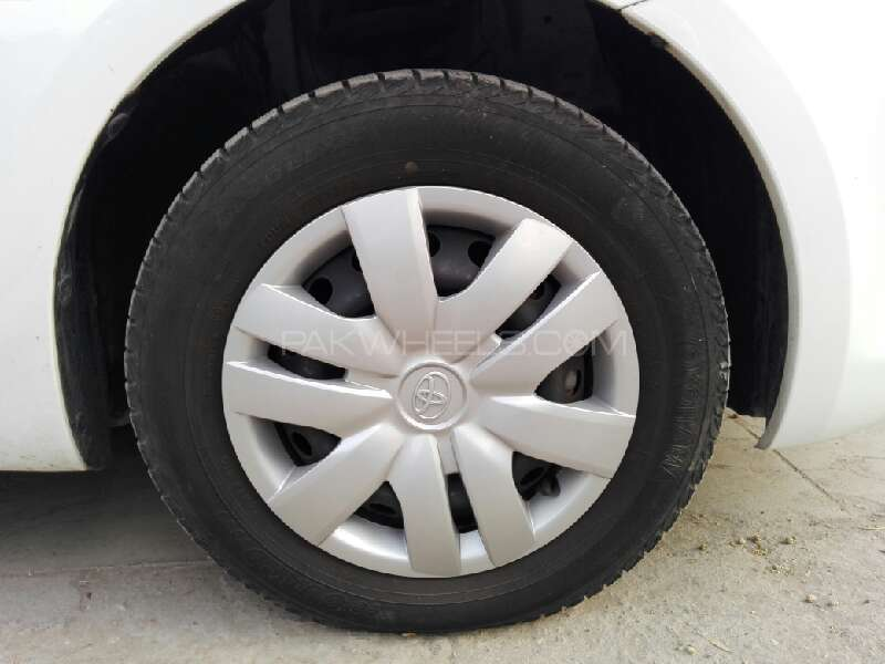 Toyota Belta X 1.0 2012 Image-3