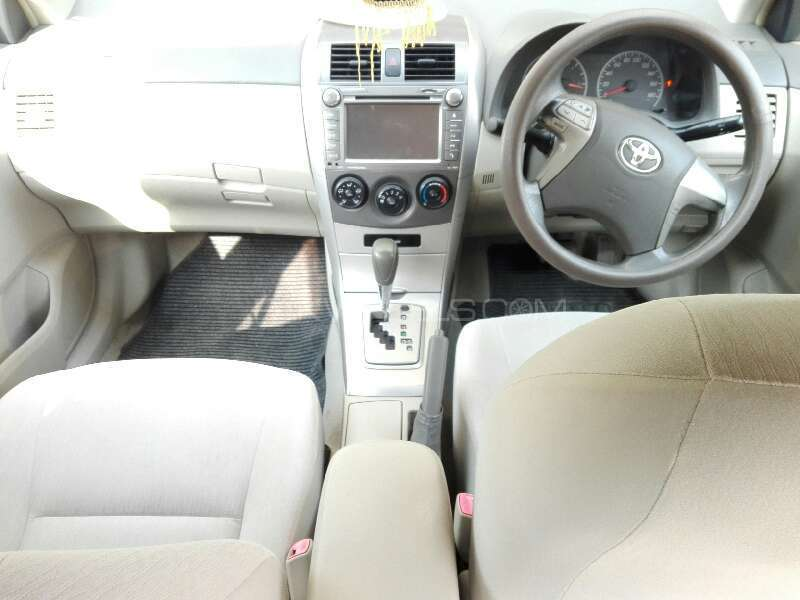 Toyota Corolla Axio X 1.3 2007 Image-5