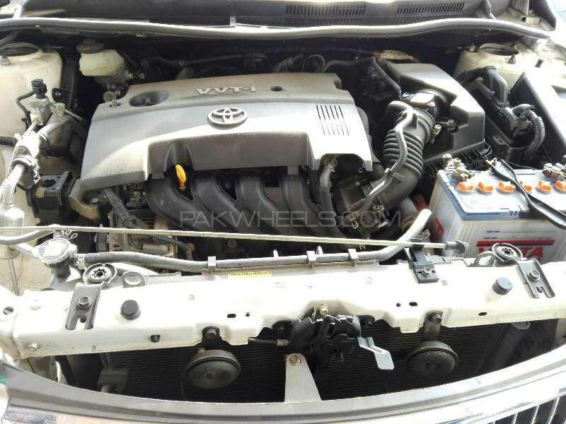 Toyota Corolla Axio X 1.3 2007 Image-7