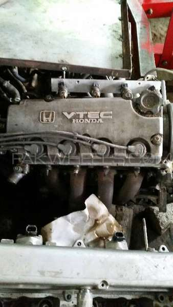 Honda Civic D15Z7 Engine Assembly For Sale Image-1