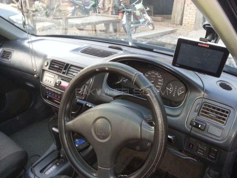 Honda Civic VTi Oriel Automatic 1.6 1999 for sale in Peshawar | PakWheels