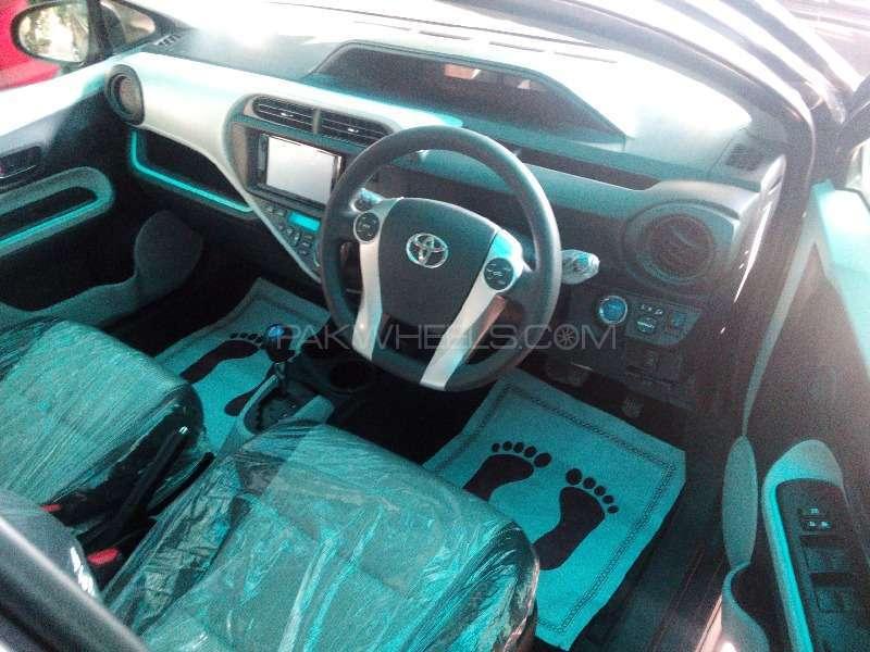 Toyota Aqua 2012 For Sale In Multan Pakwheels