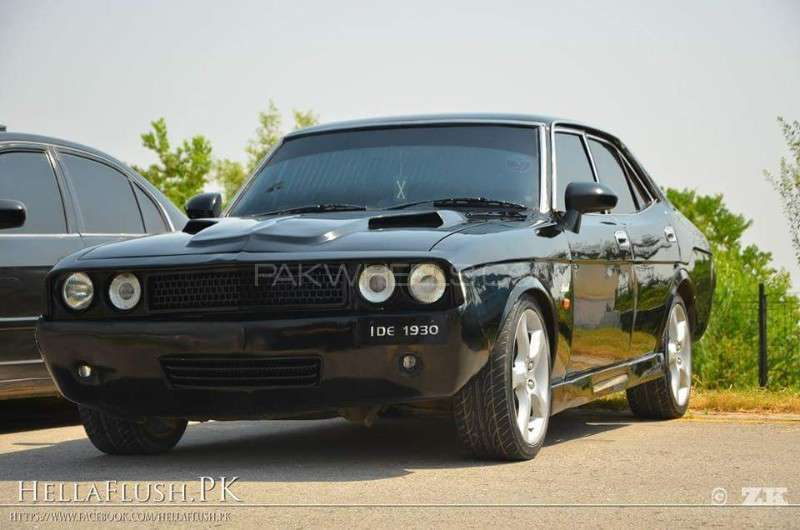 Toyota Mark Ii 1972 For Sale In Islamabad 1384186 on dodge challenger engine