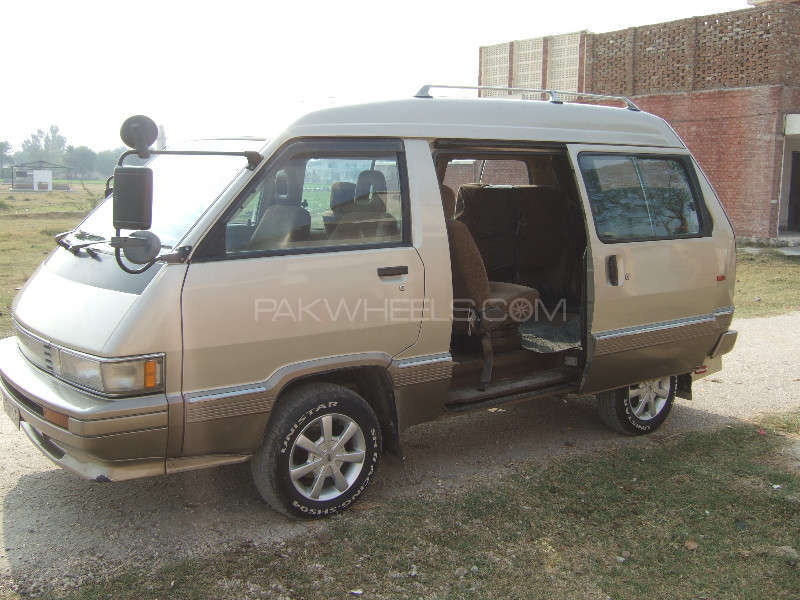 Toyota Town Ace 1986 Image-4