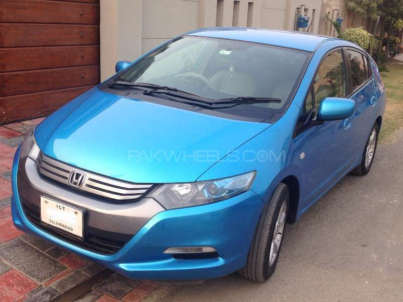 honda insight 2010 for sale in lahore pakwheels. Black Bedroom Furniture Sets. Home Design Ideas