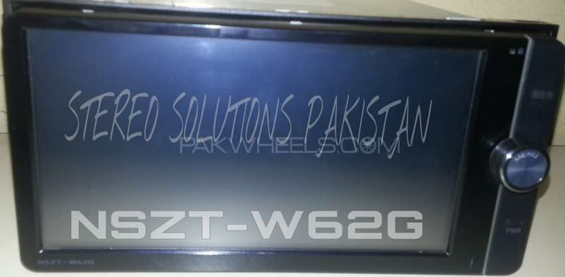 NSZT-W62G SD CARD SOFTWARE AVAILABLE Image-1