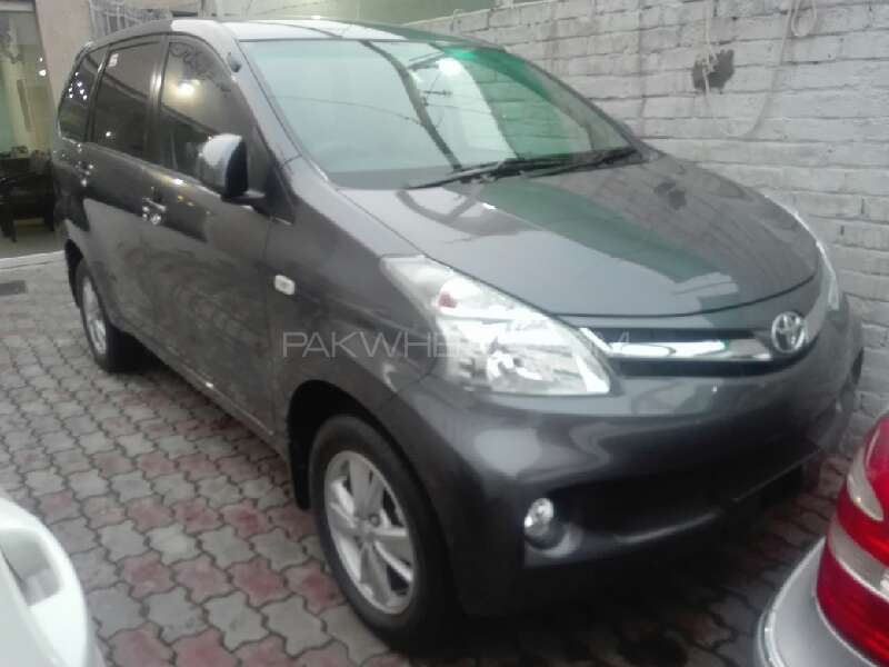 Toyota Avanza 2015 Image-1