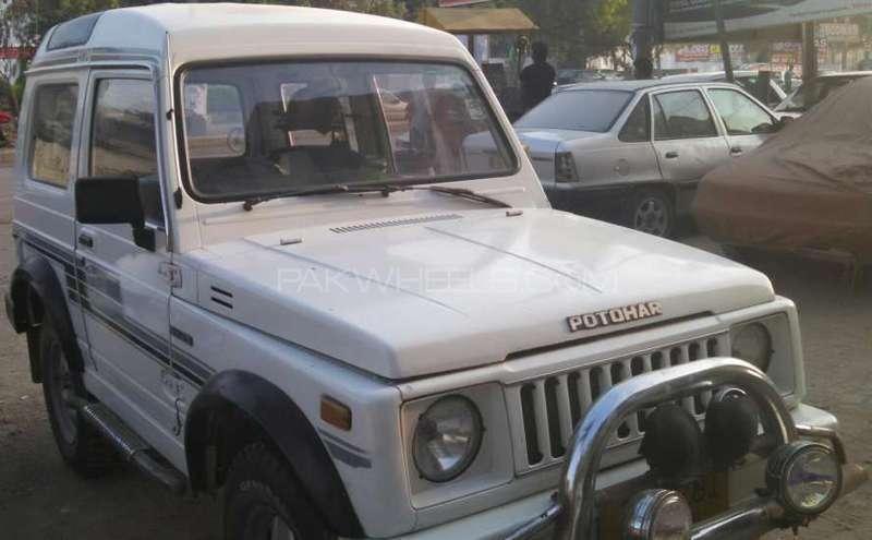 Suzuki Potohar Basegrade 1990 Image-4