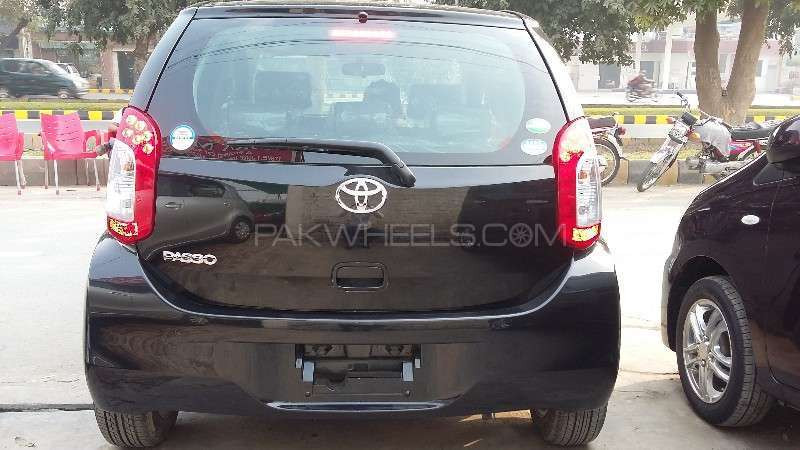 Toyota Passo X V Package 2015 Image-6