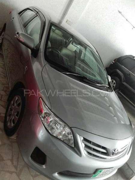 Toyota Corolla GLi Automatic 1.6 VVTi 2013 Image-2