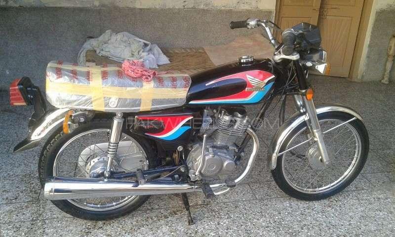used honda cg 125 1998 bike for sale in rawalpindi 150119 pakwheels. Black Bedroom Furniture Sets. Home Design Ideas