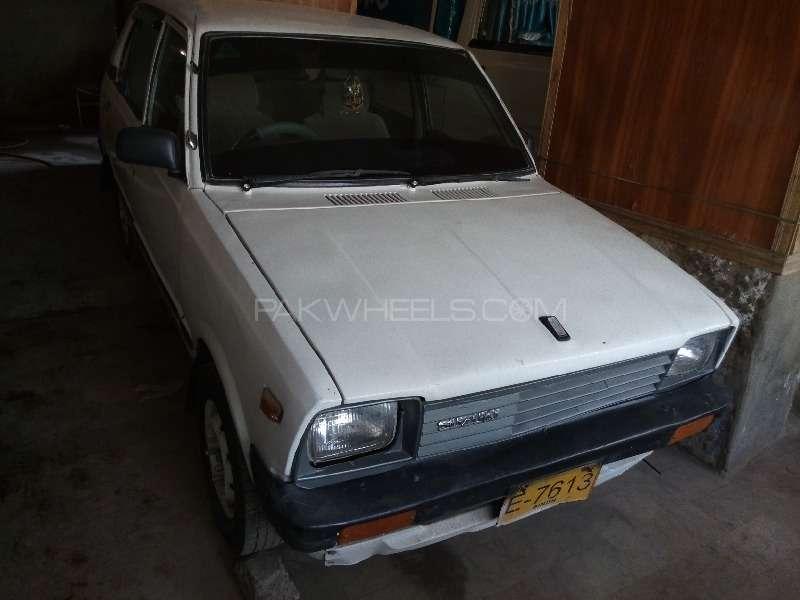 Suzuki FX GA 1983 Image-2