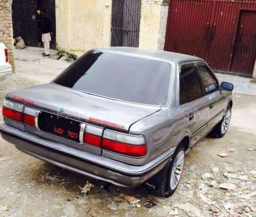 Toyota Corolla SE Limited 1988 For Sale In Abottabad