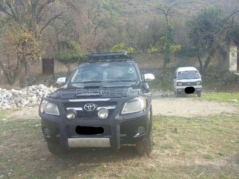 Toyota Hilux Vigo G 2005 Image-7