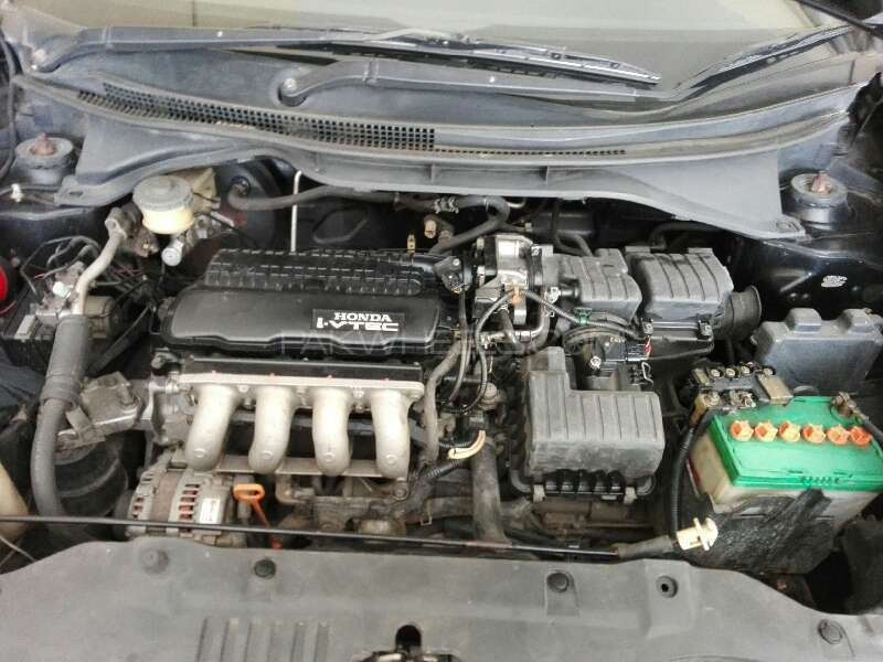 Honda City i-VTEC 2009 Image-5