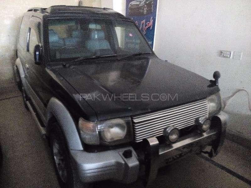 Mitsubishi Pajero Exceed 2.4 1994 Image-8