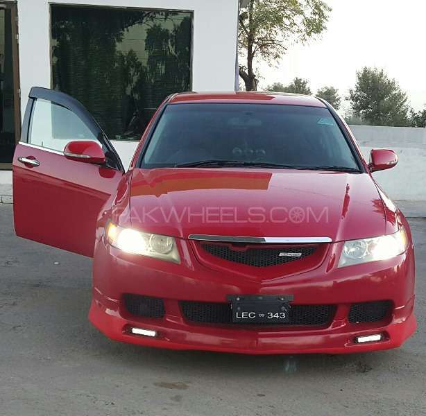 Honda Accord Euro R 2002 For Sale In Faisalabad