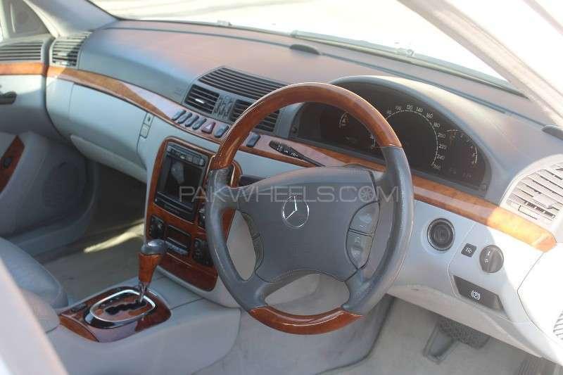 Mercedes Benz S Class S 320 2000 Image-7