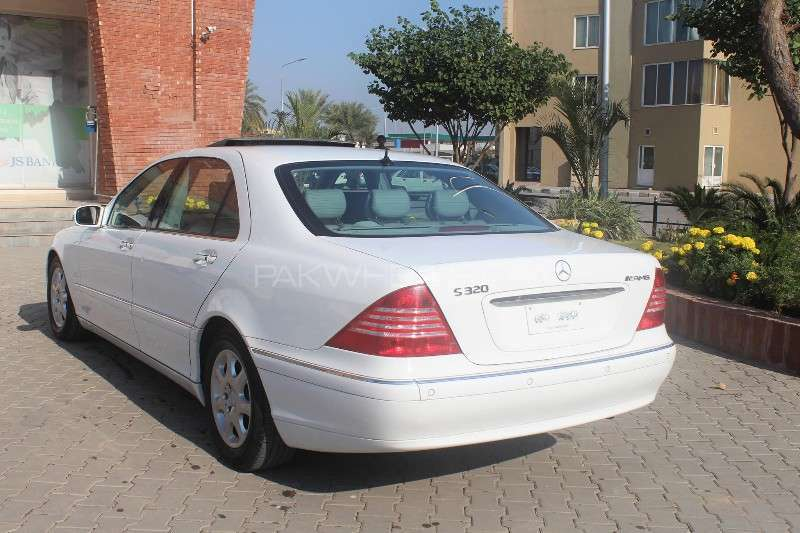 mercedes benz s class s 320 2000 for sale in islamabad. Black Bedroom Furniture Sets. Home Design Ideas