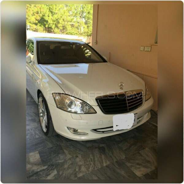 Mercedes Benz S Class S600 2007 For Sale In Islamabad