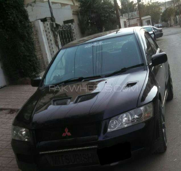 Mitsubishi Lancer Evolution 2002 for sale in Karachi  PakWheels
