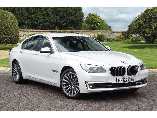 bmw 7 series 730li 2013 for sale in lahore pakwheels. Black Bedroom Furniture Sets. Home Design Ideas