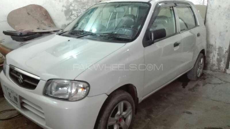 Suzuki Alto 2012 Image-3